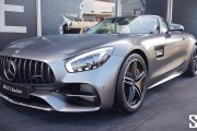 2017 Mercedes-AMG GT 4 To Kill Porsche Panamera Domination