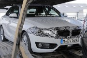 2018 BMW 2 Series Coupe First Images