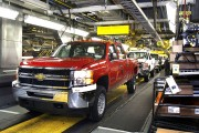 GM President, Michigan Governor Visit Flint Assembly Plant