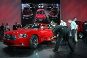 Car Makers From Around The World Exhibit At Los Angeles Auto Show