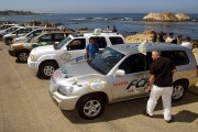 Experimental Fuel Cell Cars Hit The Road