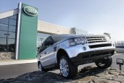 India's Tata Motors To Buy Jaguar And Land Rover From Ford