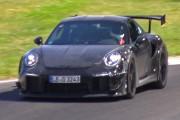 2018 Porsche 911 Spy Photos