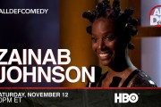 All Def Comedy Jam Comedians Impressed, Zainab Johnson As Breakout Star