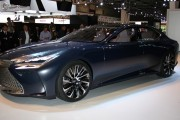 2018 Lexus LS Spy Photos Of Final Configuration Leaks, Early Debut Next Year To Expect