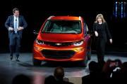 2017 Chevrolet Bolt EV Named Motor Trend Car of the Year