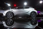 The 2018 C-HR Subcompact Crossover Debuts At The 2016 Los Angeles Auto Show