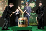 'Green Hornet' Japan Premiere
