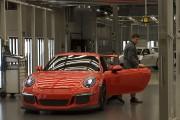 Porsche Produces New 911 GT3 RS