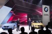 Annual North American Auto Show Held In Detroit