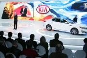 Kia at 2012 Chicago Auto World