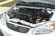 Toyota Car Engine
