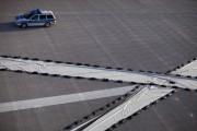 Emergency Drill At New Berlin Brandenburg Airport