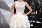 'The Dark Knight Rises' New York Premiere - Inside Arrivals