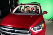 2017 Ford Escape The Room Experience With Andy Cohen
