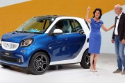New Smart ForTwo Electric Cars