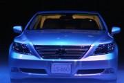 Lexus Launches LS460 in Tokyo