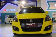 Suzuki Swift At The 23rd Indonesia International Motor Show 2015