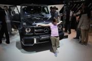 Mercedes-Benz Class G 63 AMG