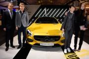 Mercedes-Benz Press Vernissage - Mercedes-Benz Fashion Week Berlin Autumn/Winter 2015/16