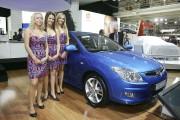 Hyundai I30 at the Australian International Motor Show