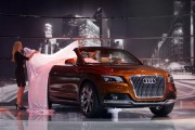 New Car Models Debut At Los Angeles Auto Show