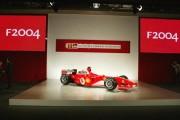 Ferrari Launch New F1 Car