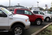 Ford Recalls F-150 Pickups Over Faulty Air Bag Deployment