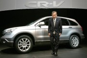 Honda Introduces New CR-V Model