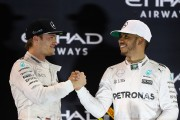 Who is Formula One's top driver for 2016?