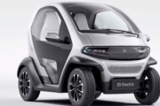 Electric Vehicle: Eli ZERO