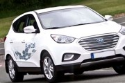 Hyundai Plans New Hydrogen Fuel Cell SUV