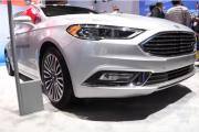 Ford 3rd-generation Autonomous Car - CES 2017