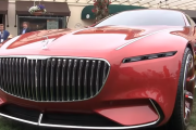Mercedes-Maybach 6 Concept: The Future Of All-Electric Luxury Cars With 750 BHP