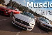 ford mustang vs chevy camaro vs dodge challenger
