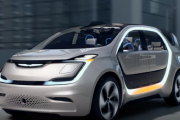 Chrysler Portal Concept: All-Electric Minivan Preparatory to Full Autonomous Driving