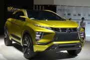 Mitsubishi to Launch a New Compact SUV in North America by 2017