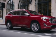 2018 GMC Terrain Trailer