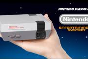 New Mini NES Announced! NES: Classic Edition!
