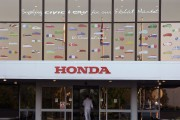 Honda Workers Return to Work After A Four Month Factory Shut Down