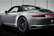 The new Porsche 911 GTS models. Features.