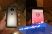 Moto G5 Plus   Leaked Hands On Images and Specifications