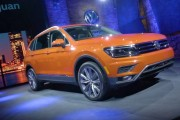 VW Tiguan Allspace (US LWB version) Volkswagen SUV Premiere review all-new