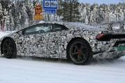 2018 Lamborghini Huracan Superleggera - Spy Shots