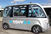 French Carmaker Navya To Test Driverless Arma Shuttles in Las Vegas For Two Weeks