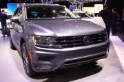 2018 Volkswagen Tiguan First Look - 2017 Detroit Auto Show