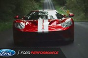 Ford GT Digital Cluster Featuring 5 Drive Modes | Ford GT | Ford Performance