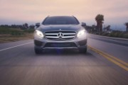 2017 Mercedes-Benz GLACommercial -