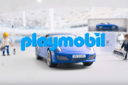 PLAYMOBIL - Porsche 911 Targa 4S