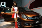 Enthusiasts Gather For Indonesia 's 21st International Motor Show